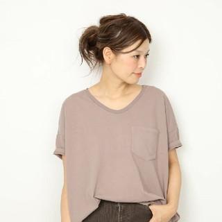 DEUXIEME CLASSE - ドゥーズィエムクラス【SKARGORN/スカルゴーン】 ポケツキワイド Tシャツ