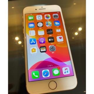 iPhone - 超美品 SIMフリー iPhone8 64GB ゴールド シムフリー