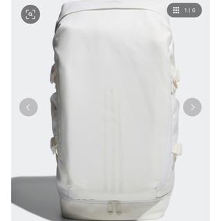 adidas - アディダスバッグパック白