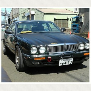ジャガー(Jaguar)のジャガーXJ6(車体)