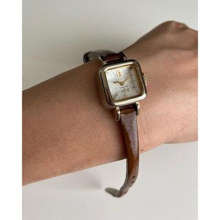 カバンドズッカ(CABANE de ZUCCa)のzucca 腕時計 カバンドズッカ(腕時計)