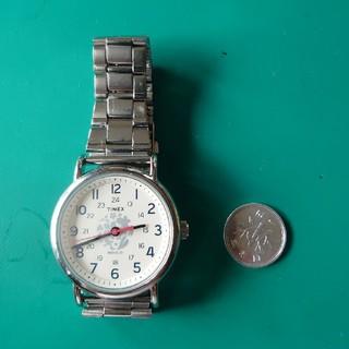 タイメックス(TIMEX)のTIMEX メンズ 電池交換済み(腕時計(アナログ))