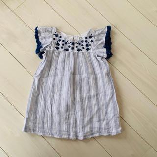 H&M - H&M 袖タッセル ワンピース