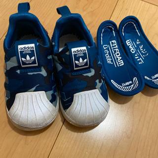 adidas - adidas スニーカー 13cm