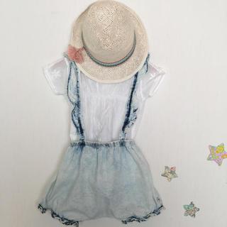 キャラメルベビー&チャイルド(Caramel baby&child )のtocoto  vintage トコトヴィンテージ お洋服セット(Tシャツ/カットソー)