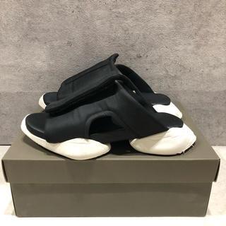 リックオウエンス(Rick Owens)のrick owens × adidas runner sandal サンダル(サンダル)
