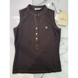 モンクレール(MONCLER)のモンクレール タンクトップ ポロシャツ XS(Tシャツ(半袖/袖なし))
