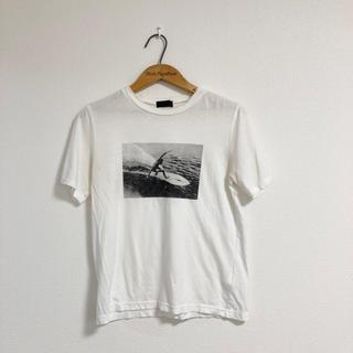 ジーヴィジーヴィ(G.V.G.V.)のG.V.G.V プリントTシャツ(Tシャツ(半袖/袖なし))