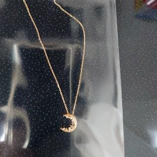 ヨンドシー(4℃)の専用です4℃ 10Kネックレス ダイヤ付き(ネックレス)