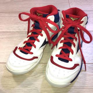 ミズノ(MIZUNO)の☆値下げ☆ ミズノ ジュニア バスケットボールシューズ 23cm(バスケットボール)