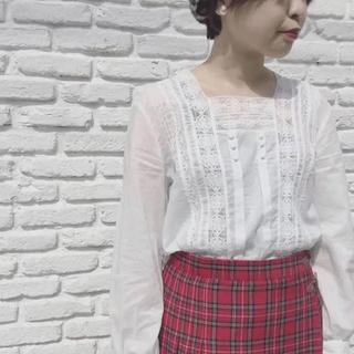 ドットアンドストライプスチャイルドウーマン(Dot&Stripes CHILDWOMAN)のDot & Stripes CHID WOMAN ブラウス(シャツ/ブラウス(半袖/袖なし))
