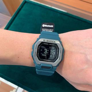 ジーショック(G-SHOCK)の新品未使用 GBX-100-2JF G-SHOCK(腕時計(デジタル))