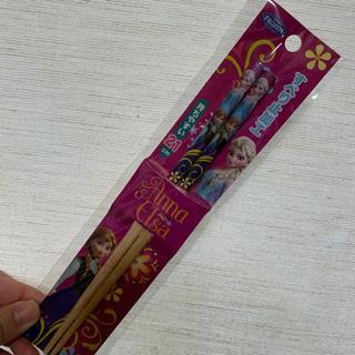 ディズニー(Disney)のアナと雪の女王 箸 ディズニー(カトラリー/箸)