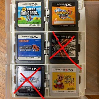 ニンテンドー3DS - 3DS DSソフト 詰め合わせ バラ売り可