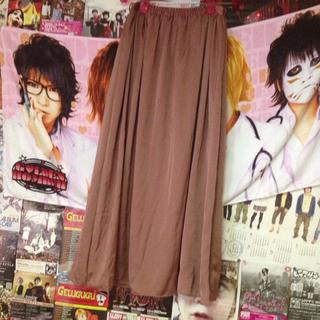 ダブルクローゼット(w closet)のw closet★ロングスカート(ロングスカート)