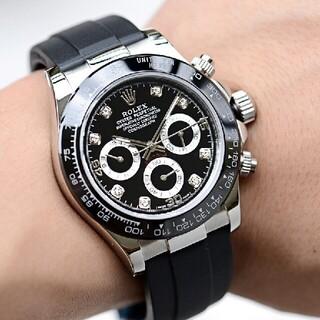 ディオール(Dior)の☆極美品 ROLEX  自動巻きオメガ シーマスター メンズ 腕時計(その他)