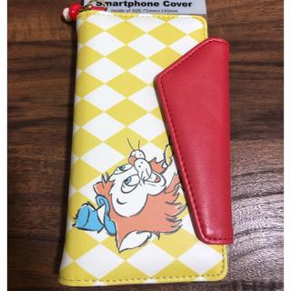 ディズニー(Disney)の大特価!! ファウルフェロー ギデオン  ピノキオ 多機種対応スマホケース(Androidケース)