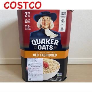 コストコ - コストコ オートミール クエーカー オールドファッション 4.52kg 1箱