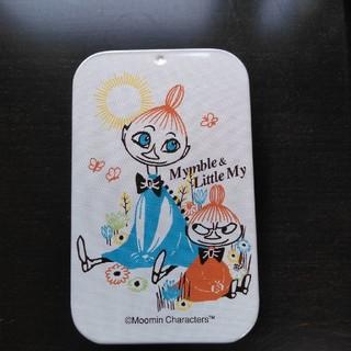 Moominミー&ミムラ ミニ缶(キャラクターグッズ)