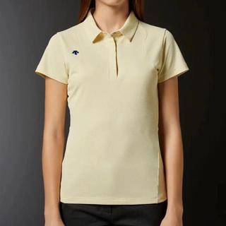 デサント(DESCENTE)のM 新品 定価16200円 デサント 半袖 ポロシャツ レディース(ウエア)