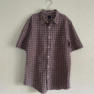 GAP - メンズ Gap チェックコットンシャツ