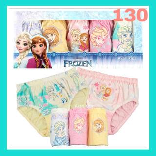 新品 130 ディズニー 女の子 アナ雪 ショーツ パンツ アナと雪の女王