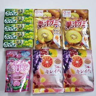 ユーハミカクトウ(UHA味覚糖)のグミ詰め合わせ☆(菓子/デザート)