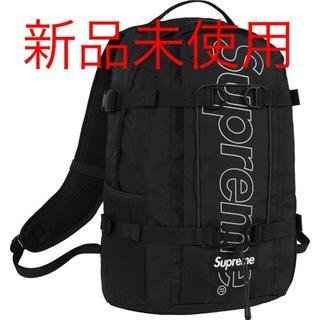 Supreme - シュプリーム18FW Backpack 黒 新品未使用