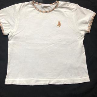 BURBERRY - バーバリー Tシャツ90