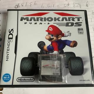 マリオカート DS カセット ソフトのみ 動作確認済み 箱ありプラス100円