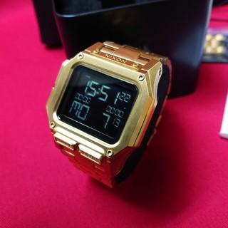ニクソン(NIXON)のNIXON【THE REGULUS SS】ニクソン腕時計★新品未使用★送料無料(腕時計(デジタル))