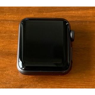 アップルウォッチ(Apple Watch)のApple Watch Serie3 Nike+(Cellularモデル)38m(その他)