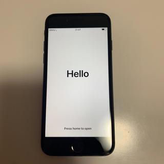 iPhone - iPhone7 128GB black docomo