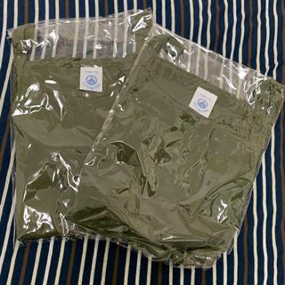プチバトー(PETIT BATEAU)のプチバトーポワンココットキャミソール2枚セット(Tシャツ/カットソー)