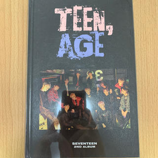 SEVENTEEN 2ND ALBUM TEEN,AGE(K-POP/アジア)