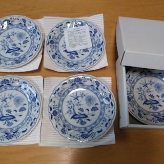 ロイヤルフラワーケーキ皿 (食器)