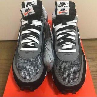 NIKE - Nike Sacai LDWaffle メンズシューズ ブラック