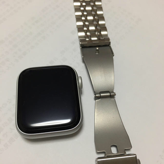アップル(Apple)のapple watch 5 40mm GPS(腕時計(デジタル))