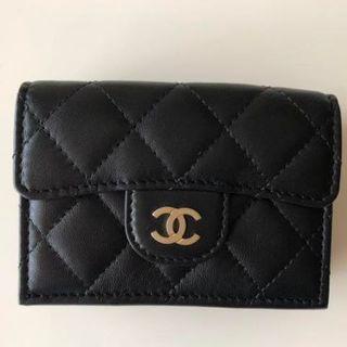 CHANEL - シャネル 財布 三つ折り ナノ ミニ財布
