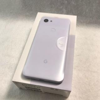 ANDROID - 【新品/未使用】Google Pixel 3a 64GB★SIMフリー★パープル