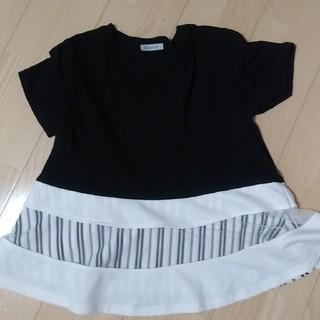 スリーフォータイム(ThreeFourTime)のcepica トップス(Tシャツ(半袖/袖なし))