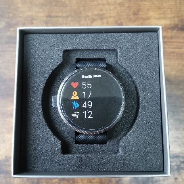GARMIN(ガーミン)のGARMIN VENU    Suica対応! メンズの時計(腕時計(デジタル))の商品写真