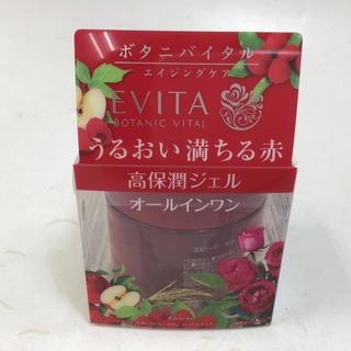 エビータ(EVITA)の新品 エビータ ボタニバイタル ディープモイスチャージェル(90g)(オールインワン化粧品)