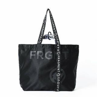 FRAGMENT - FRAGMENT DESIGN RAMIDUS TOTE BAG