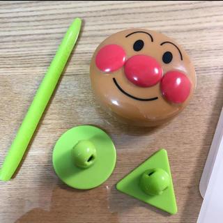 アガツマ(Agatsuma)のアンパンマン 天才脳 らくがき教室 パーツ(知育玩具)