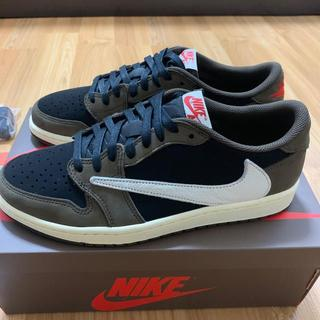 NIKE - TRAVIS SCOTT × AIR JORDAN 1 LOW 27 トラヴィス