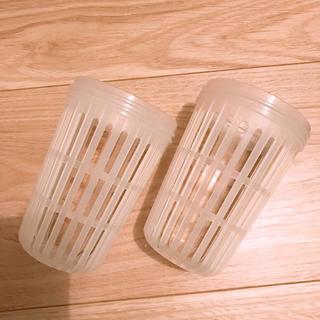 ムジルシリョウヒン(MUJI (無印良品))の無印良品 冷水筒 お茶パック入れ(容器)