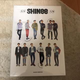 シャイニー(SHINee)のSHINee☆2019年シーズングリーティング ☆新品未開封(アイドルグッズ)