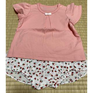 ブランシェス(Branshes)のブランシェス セットアップ 80(Tシャツ)