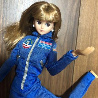 Takara Tomy - ジェニー③ キサラ NASA 宇宙服 バービー リカちゃん 洋服 ドール ドレス